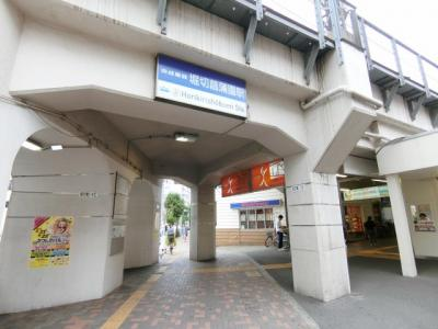 堀切菖蒲園駅
