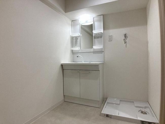 【独立洗面台】西区下山門1丁目 中古マンションオール電化 3LDK 7階