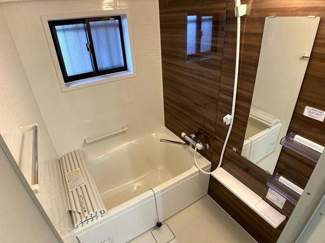 【浴室】西区下山門1丁目 中古マンションオール電化 3LDK 7階
