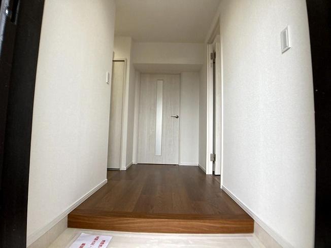 【玄関】西区下山門1丁目 中古マンションオール電化 3LDK 7階