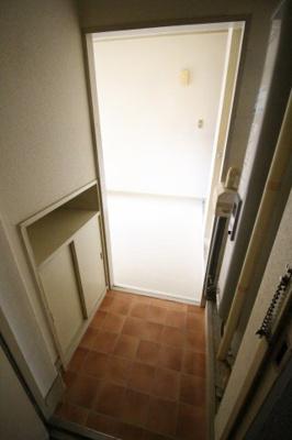 【玄関】シティライフ灘43