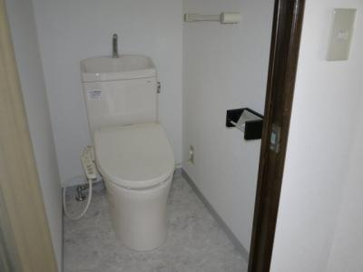 【トイレ】ライオンズガーデン府中
