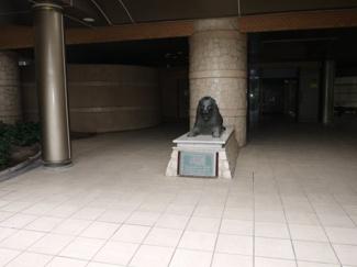 【エントランス】ライオンズガーデン府中
