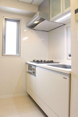 【キッチン】早良区西新1丁目 中古マンション 1LDK 11階
