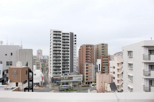 【展望】早良区西新1丁目 中古マンション 1LDK 11階