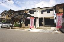 一宮市木曽川町 リフォーム済み中古住宅 カーポート付きの駐車場並列2台可能!の画像