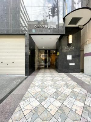【エントランス】WENS東心斎橋