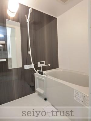 【浴室】ライフメント榎町Ⅱ