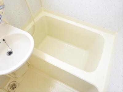 【浴室】ハウス松園