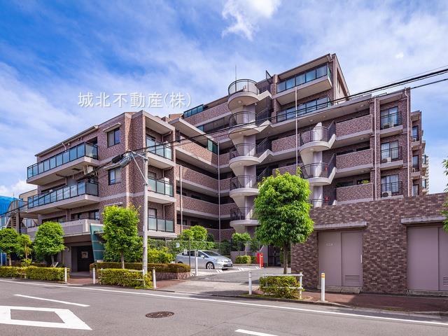 JR埼京線「浮間舟渡」駅徒歩6分 ライオンズマンション浮間公園第六