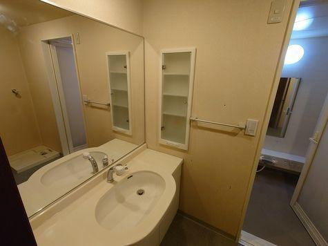 【独立洗面台】早良区飯倉3丁目 中古マンション3LDK 1階