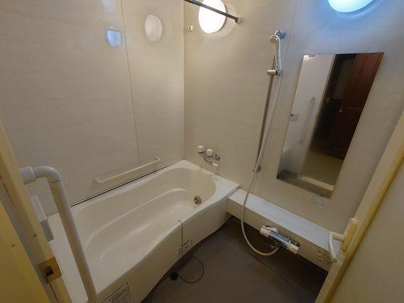 【浴室】早良区飯倉3丁目 中古マンション3LDK 1階