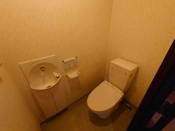 【トイレ】早良区飯倉3丁目 中古マンション3LDK 1階