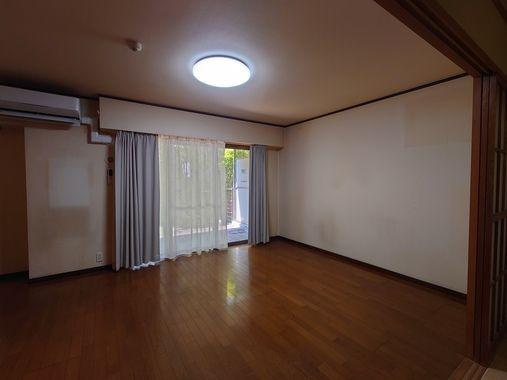 【洋室】早良区飯倉3丁目 中古マンション3LDK 1階