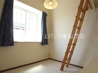 【寝室】ベルピア東船橋第1