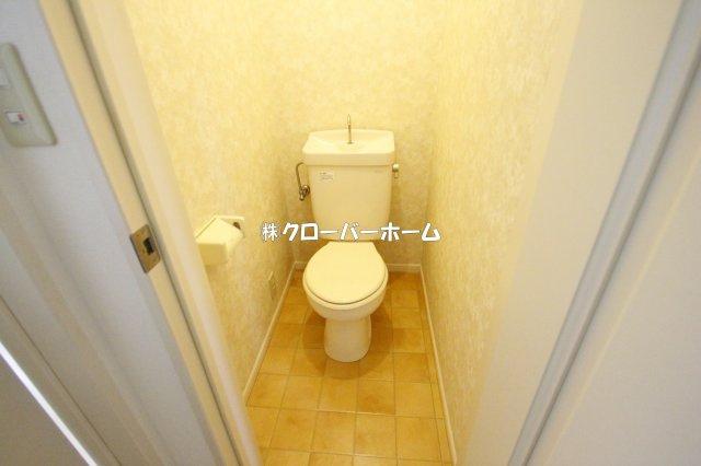 【トイレ】ロッシェル南台Ⅰ