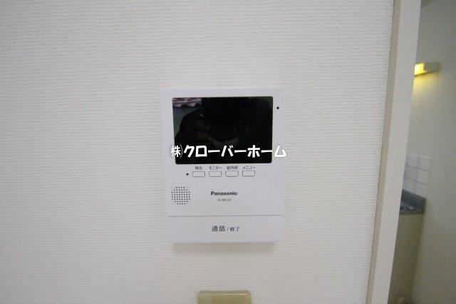 【セキュリティ】ロッシェル南台Ⅰ