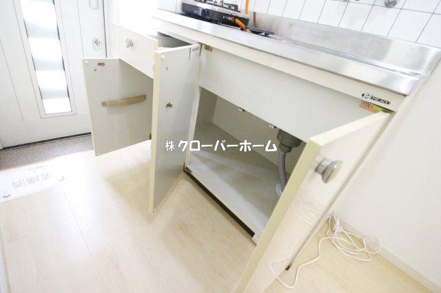 【内装】ロッシェル南台Ⅰ