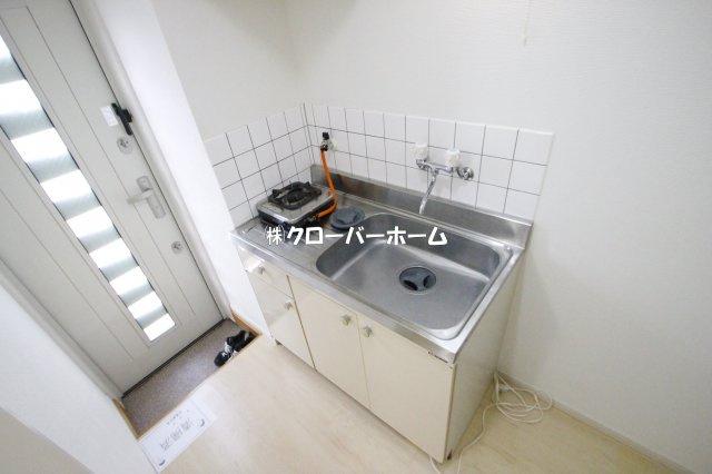 【キッチン】ロッシェル南台Ⅰ