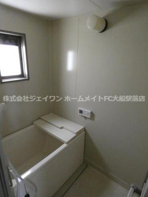 【浴室】クリオコート西鎌倉