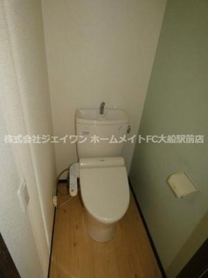 【トイレ】クリオコート西鎌倉