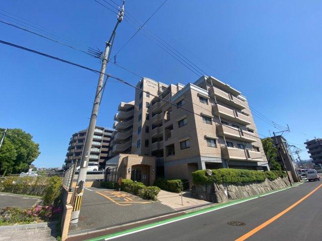 【外観】城南区友泉亭 中古マンション3LDK 1階