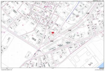 【地図】I高砂梅井貸店舗