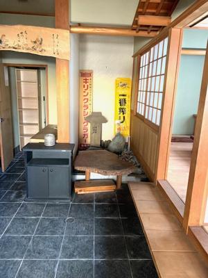 【内装】I高砂梅井貸店舗