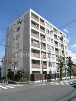 【武庫之荘コーポラス】地上8階建 総戸数60戸 ご紹介のお部屋は7階部分です♪