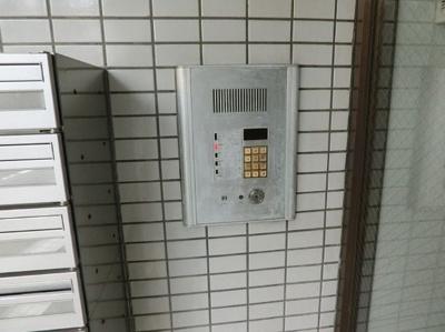 【セキュリティ】スカイコート都立家政