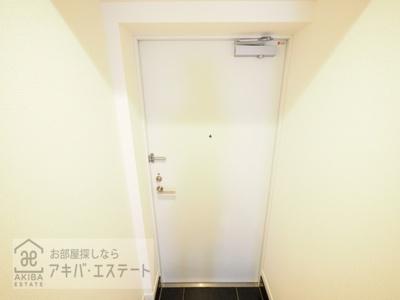 【玄関】ステージファースト両国Ⅱアジールコート