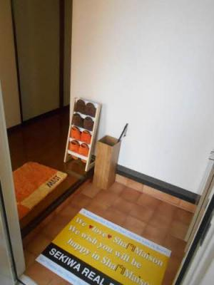 【玄関】フレグランスみぶ