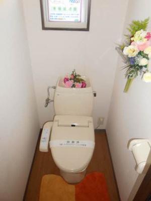 【トイレ】フレグランスみぶ