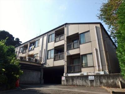 上野毛のお屋敷街に並ぶ、広い庭園のある物件です