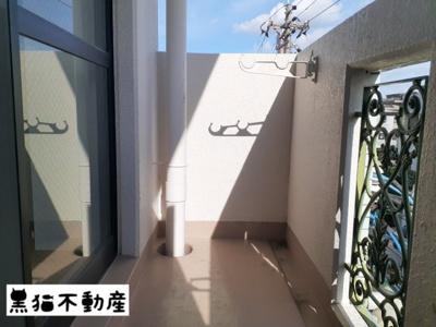 【バルコニー】リアライズ塩釜口