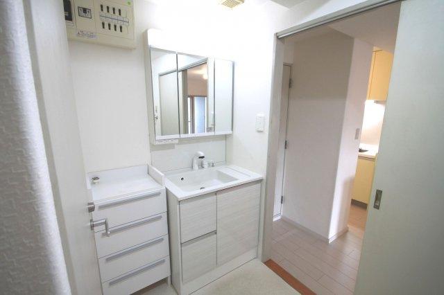 【独立洗面台】早良区原8丁目 中古マンション2LDK 2階