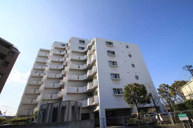 【外観】早良区原8丁目 中古マンション2LDK 2階