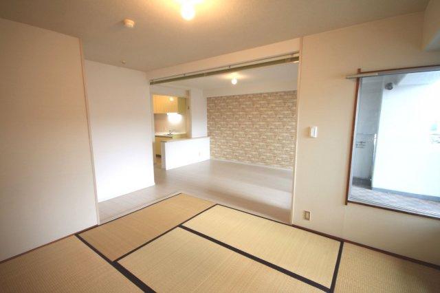 【和室】早良区原8丁目 中古マンション2LDK 2階