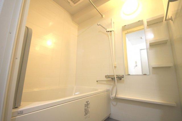 【浴室】早良区原8丁目 中古マンション2LDK 2階