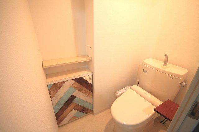 【トイレ】早良区原8丁目 中古マンション2LDK 2階