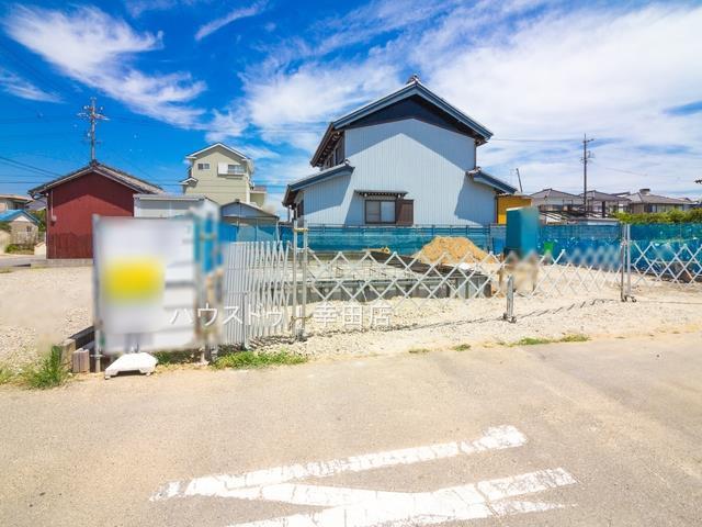 【外観】西尾市一色町一色21-2期(シリーズ名:リナージュ) 全1戸