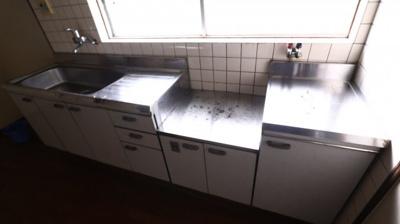【キッチン】神陵台9丁目戸建