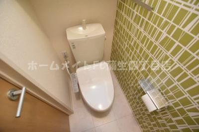 【トイレ】セジュールがもよん