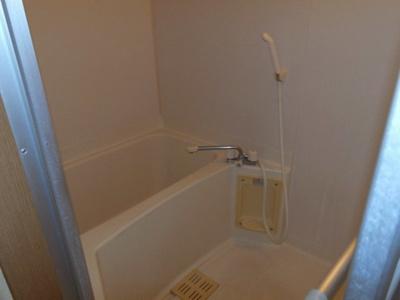 【浴室】レオハイツ