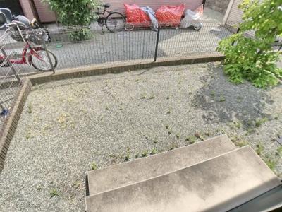 【庭】パストラルA棟