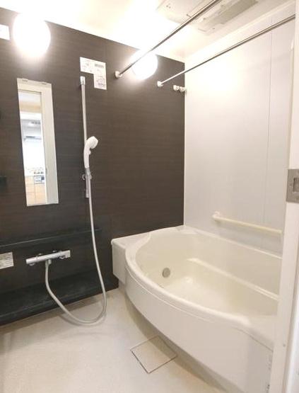 【浴室】リバーガーデン甲子園南