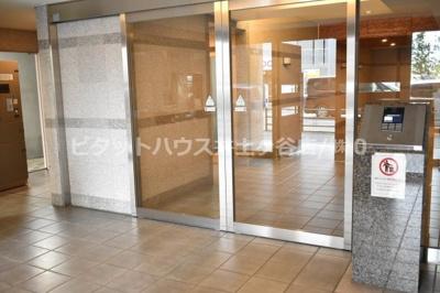 【エントランス】ヒルクレスト横濱戸塚ヒルクレストヨコハマトツカ