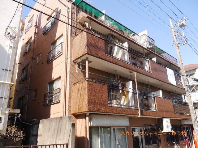 【外観】キャニオンマンション第5高島平