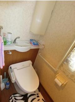 【トイレ】高崎市新町 中古戸建