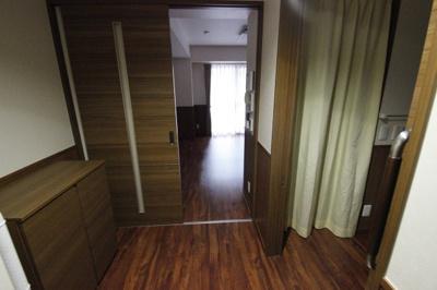 【玄関】エミール大町